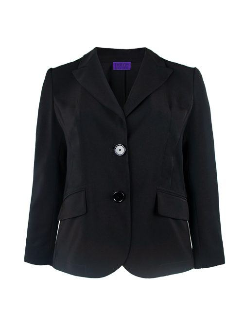 Basic Business Blazer, Black