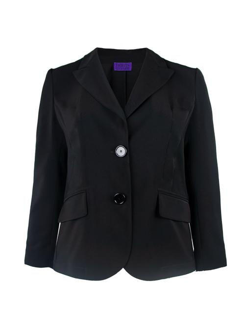 Basic Business Blazer, Black