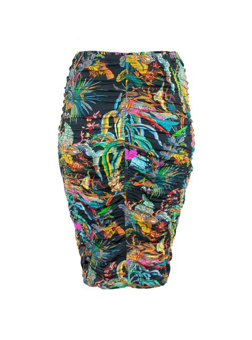 Skirt Kurvenwunder, Dark Paradise