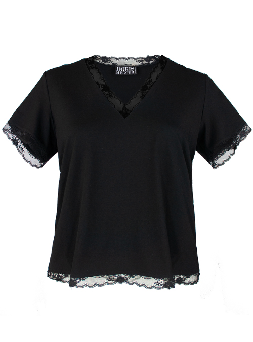 Signorina Shirt, Black