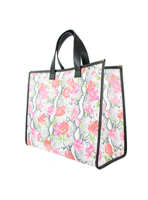 Printed Shopper, Baia Verde