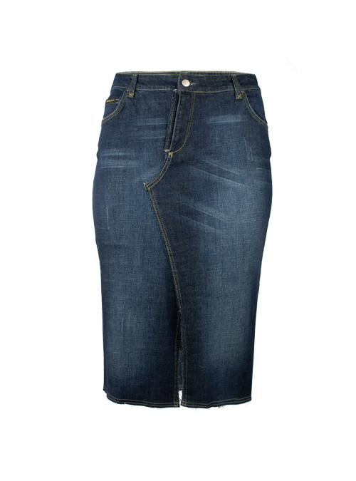 Jeans Pencilskirt, Vintage Edition