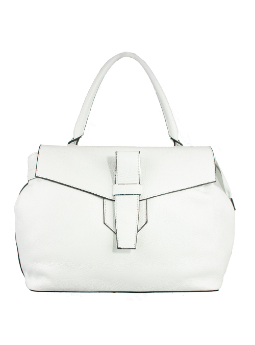Kelly Bag, Offwhite Elegance