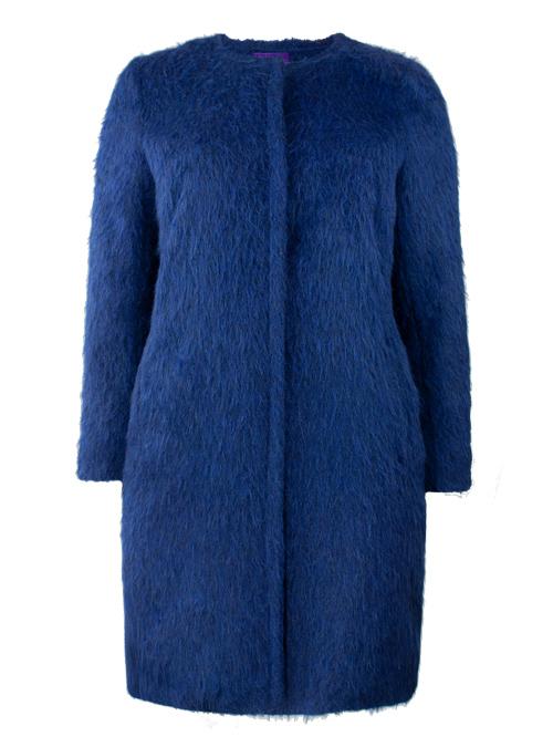 Soft Cut Coat, Lightning Blue