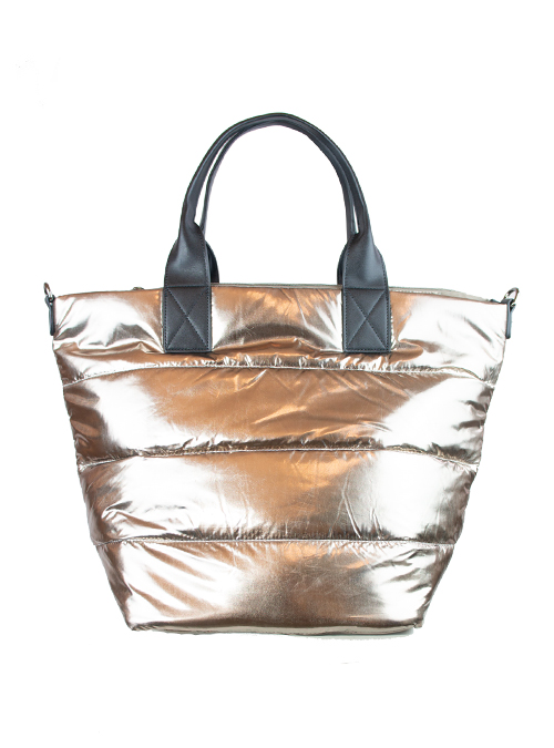 Ultimate City Shopper, Gold, Metallic Finish