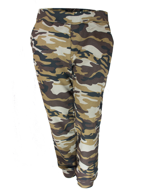 Home Sweet Home Pants, Camouflage