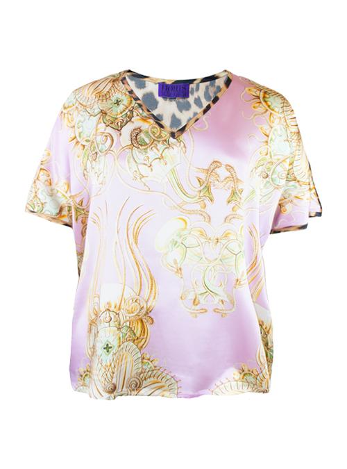 Silkshirt, Neo Renaissance, Leopardarto