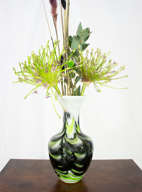 Belle Figura Vase, Curated Vintage