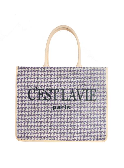 Shopper, Cést la vie Cherie, Lavender