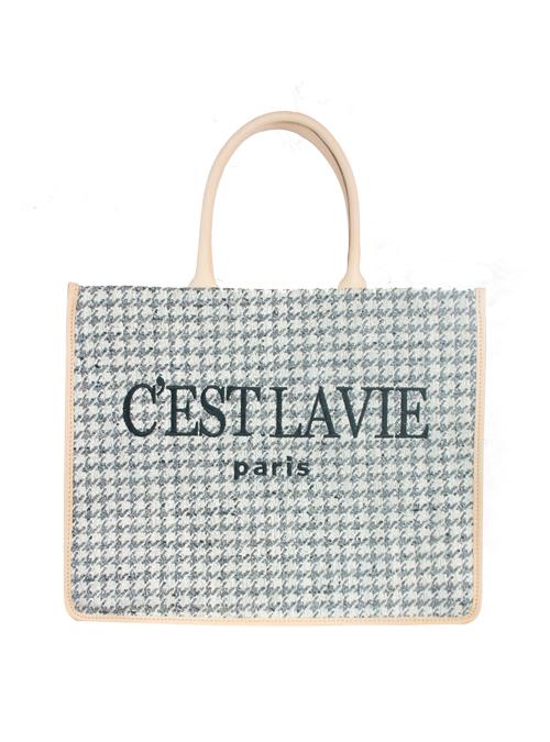 Shopper, Cést la vie Cherie, Dark Cornflower