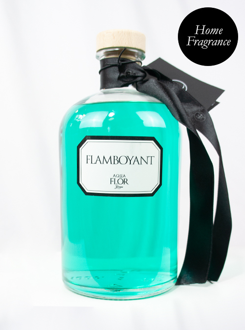 Aquaflor Florenz, Raumduft, Flamboyant, 1000 ml