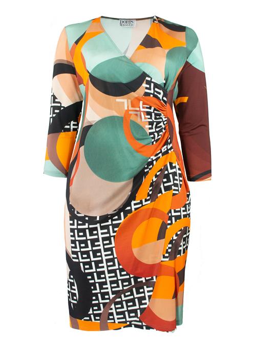 Curvy Wrap Dress Deluxe, Galileo Galilei