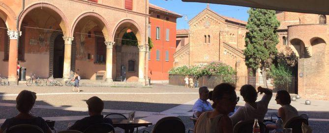 Bologna-Piazza Santo Stefano
