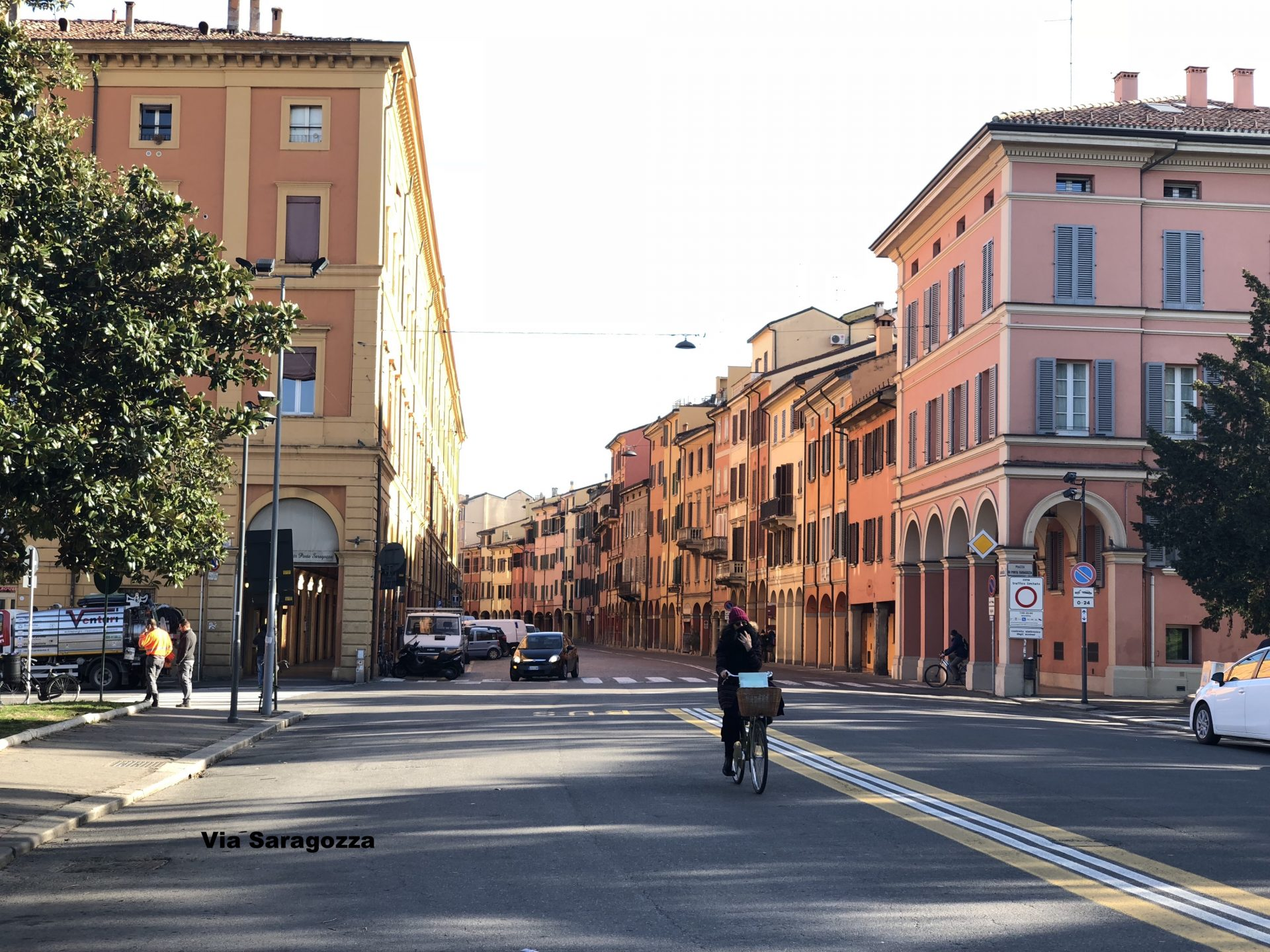 Bologna-Via Saragozza