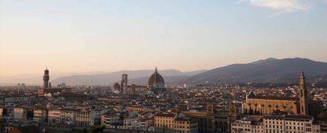 Aquaflor - Kurztrip nach Florenz