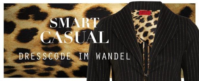 Smart Casual - Wie sich der Dresscode verändert