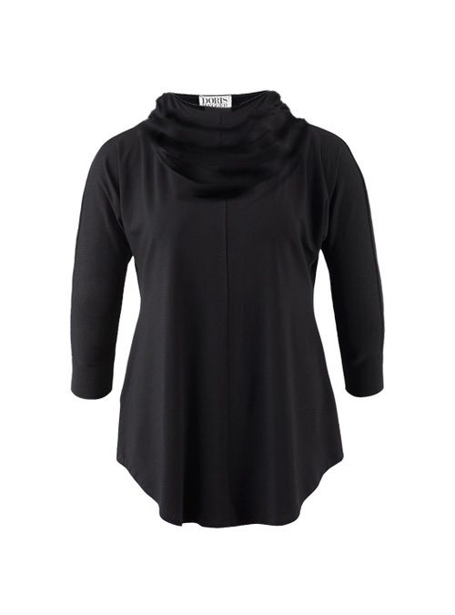 Not a Pulli, Comfy Edition, Black