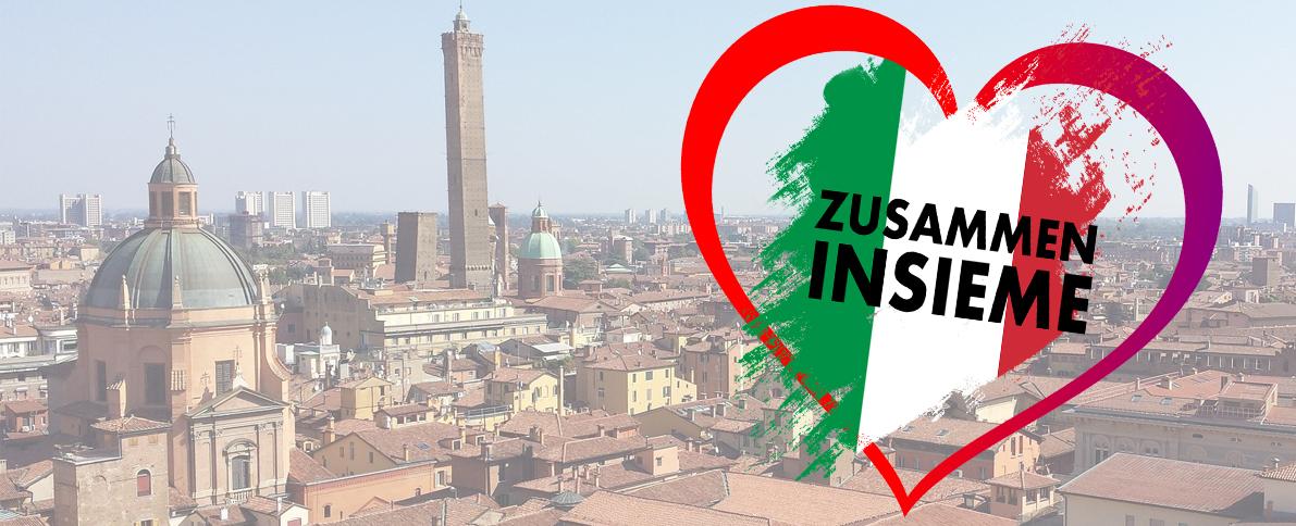 Zusammen/Insieme - Unsere Hilfsaktion für Bologna